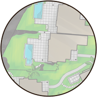 Site Map View Of Property #13.
