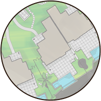 Site Map View Of Property #2.