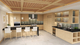 Mauka kitchen modern rendering.